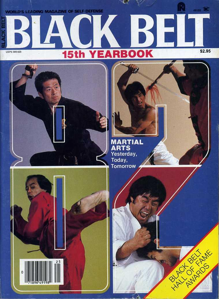 1982 Black Belt Yearbook